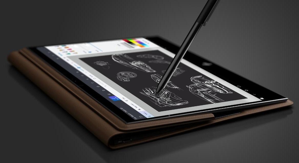 HP Spectre Folio 13T Core i7 8500Y 13.3 inch FHD Windows 10