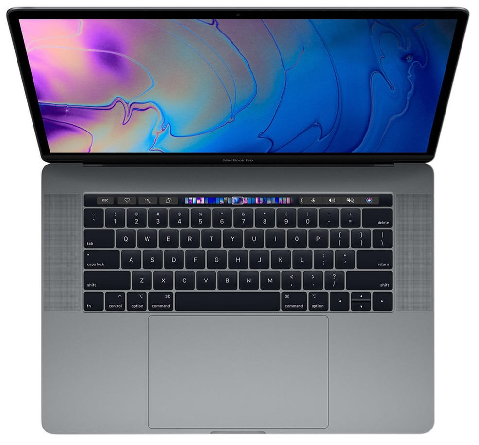 Apple Macbook Pro 15 Touch Bar Space Grey