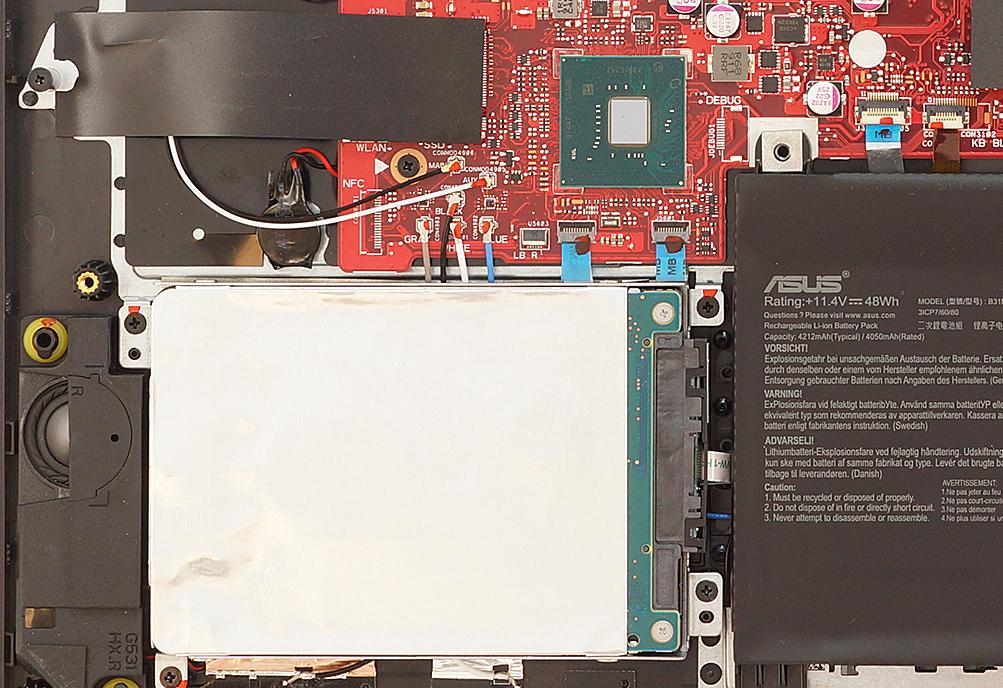 ASUS ROG Strix G531 review – budget gaming laptop swimming