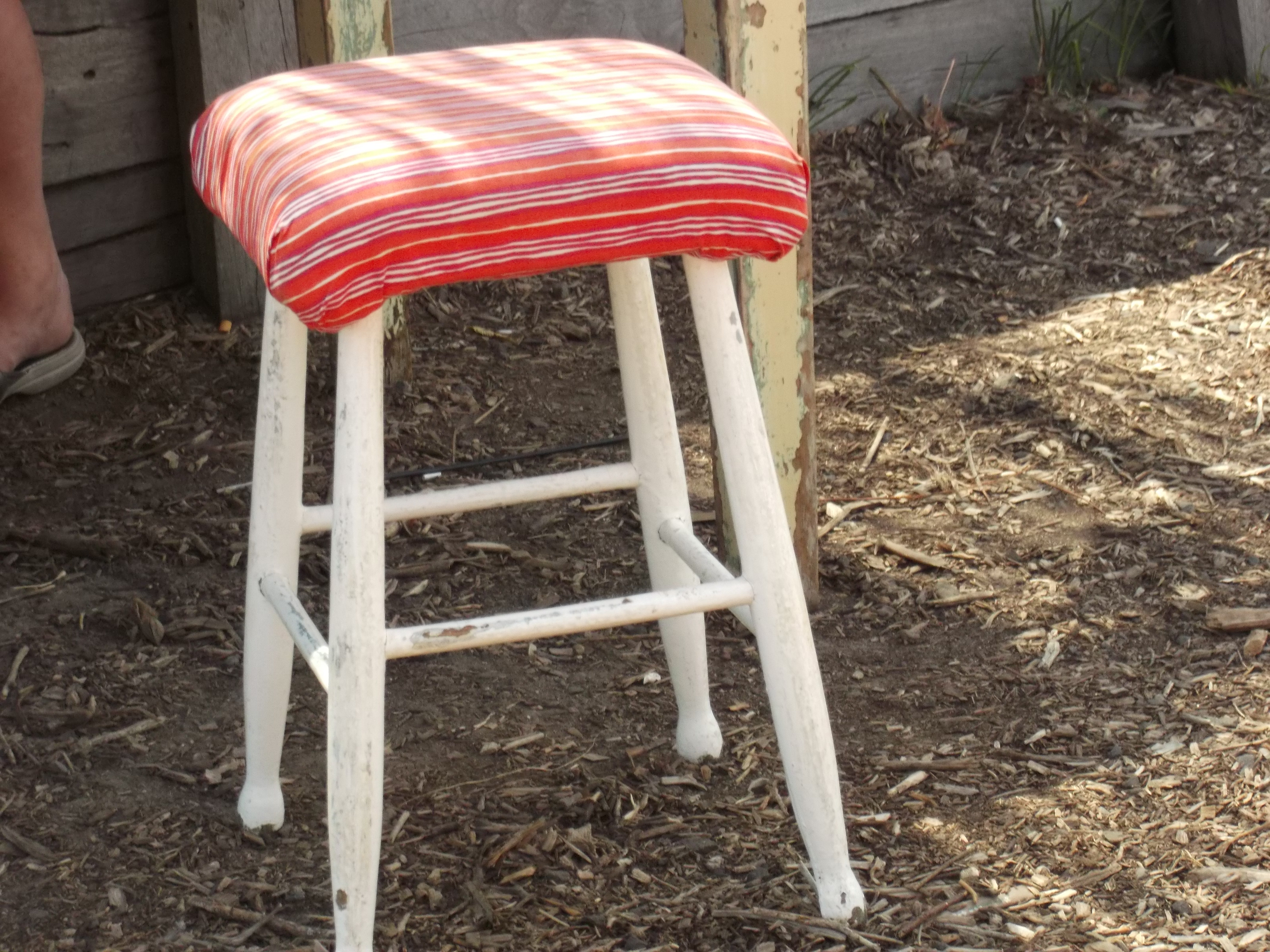 chair step stool ironing board target grey mischief laptop on the