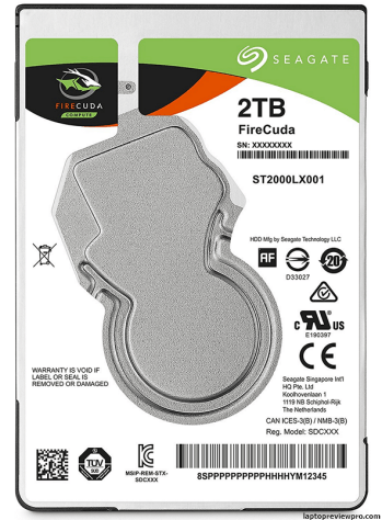 2.5-Inch Internal Hard Drive