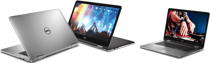 Dell Inspiron 2 inch Touchscreen Laptop