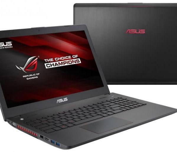 "Laptop SH Asus ROG G56JR , Intel Core i7-4700HQ 2.4 Ghz , 8 Gb RAM, 250 GB SSd , Geforce 760M 2 GB 15.6"" Full HD"