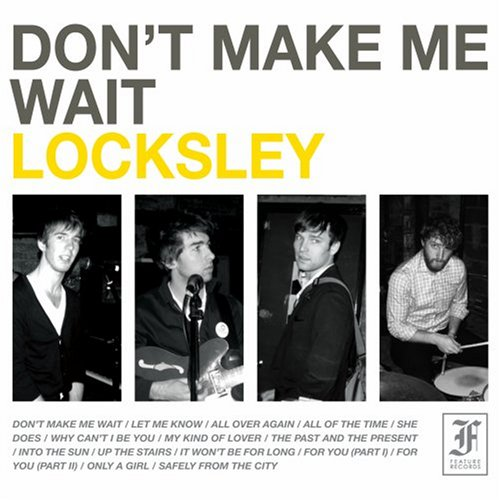 "Locksley's ""Don't Make Me Wait"" (2006, 2008) on the laptop sessions acoustic cover songs music video blog"