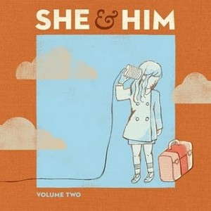 """She & Him's """"Volume Two"""" (2010)"""