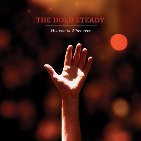 """The Hold Steady's """"Heaven is Whenever"""" (2010) on the laptop sessions acoustic cover songs music video blog"""