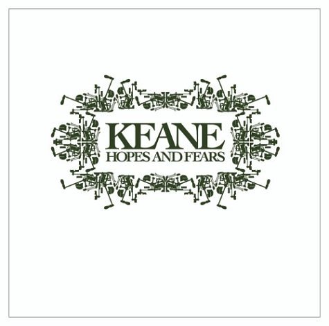 "Keane's ""Hopes and Fears"" (2004) the laptop sessions acoustic cover songs music video blog"