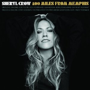 "Sheryl Crow's ""100 Miles From Memphis"" (2010) the laptop sessions acoustic cover songs music video blog"