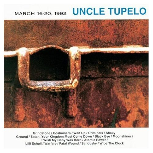 "Uncle Tupelo's ""March 16-20, 1992"" the laptop sessions acoustic cover songs music video blog"