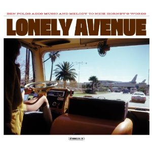 ben folds lonely avenue on the laptop sessions acoustic cover songs music video blog