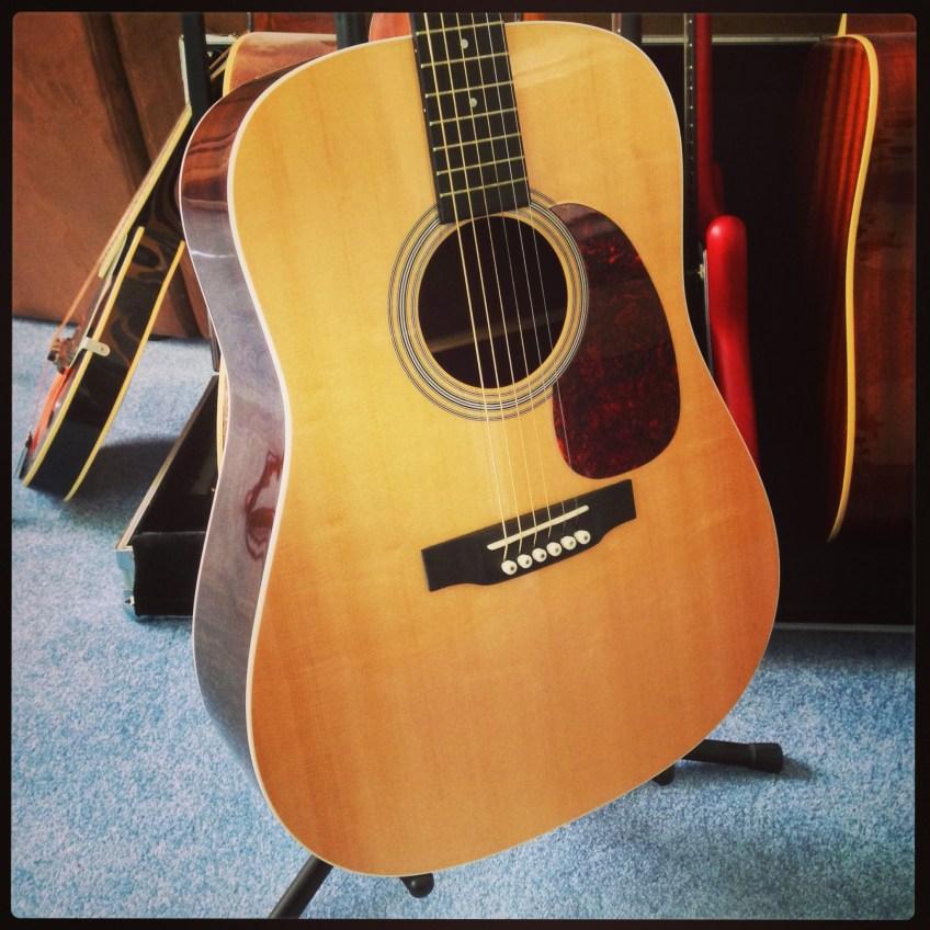 Martin MMV Acoustic Guitar