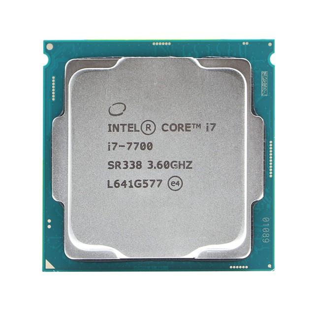 CPU Intel Core I7-7700 (3.6GHz)
