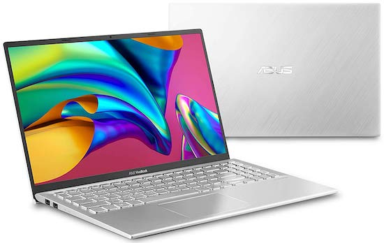 ASUS VivoBook S15 - Best Affordable Laptop for Programming Students