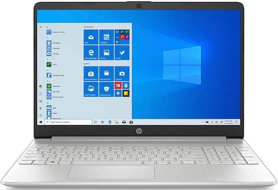 HP 15-dy1036nr Laptop - Best Budget Laptop for Programming Under $600