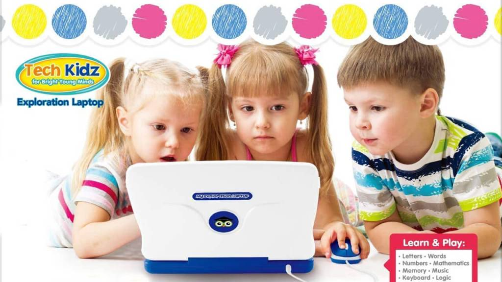 best toy laptop for 2 year old