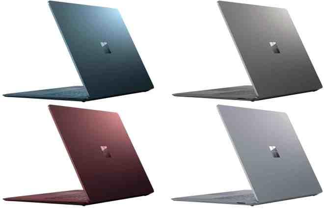 Surface Laptop cũ giá rẻ tphcm