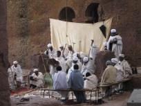 Coro etiope ortodoxo