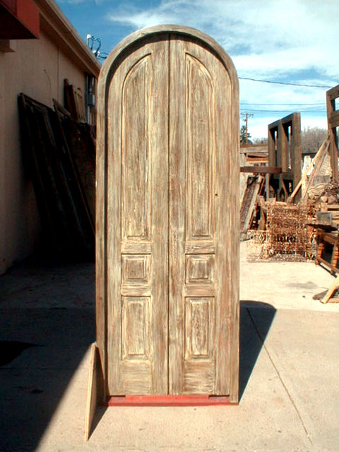Arched French Interior Doors