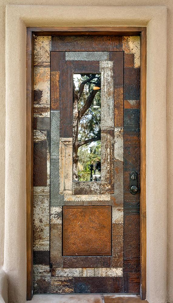 Tin Clad Door La Puerta Originals