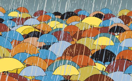 meteo-pioggia-temporale-ombrelli