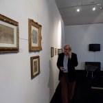Anche Vittorio Sgarbi visita la mostra dei maestri genovesi a Novi