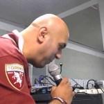 Stefano Venneri prof. per un giorno: come si parla alla radio