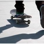 Gara di skate per provare la nuova rampa