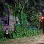 Incendio nel rifugio di un senzatetto in Cittadella