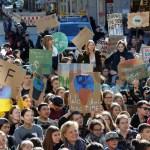 Anche ad Alessandria si protesta il venerdì contro i cambiamenti climatici