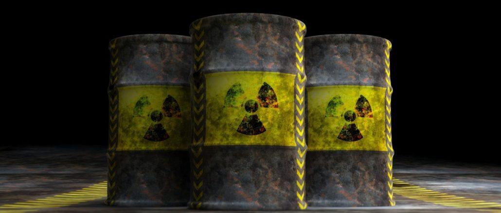 barili scorie nucleari sogin radioattività