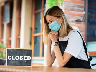 cafè ristorante bar negozio covid chiuso
