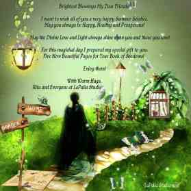 Happy Litha - Pagan Holyday