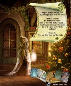 Yule - Pagan Holiday information page