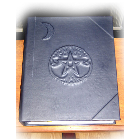 Pentacle Tree of Life Book of Shadows