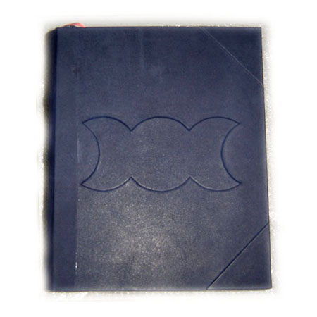 Triple Moon Book of Shadows 1