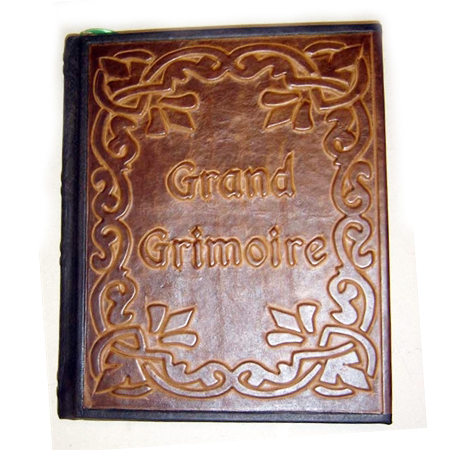 Grand Grimoire Ancient Occult Book