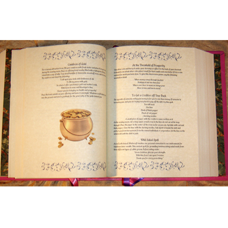 Prosperity Wealth Grimoire / Money Magic Spells