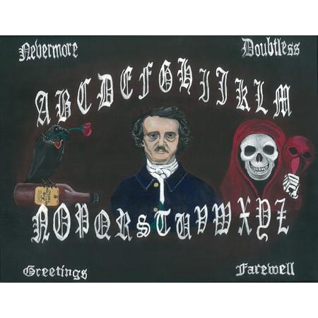 Edgar Allan Poe Spirit Board