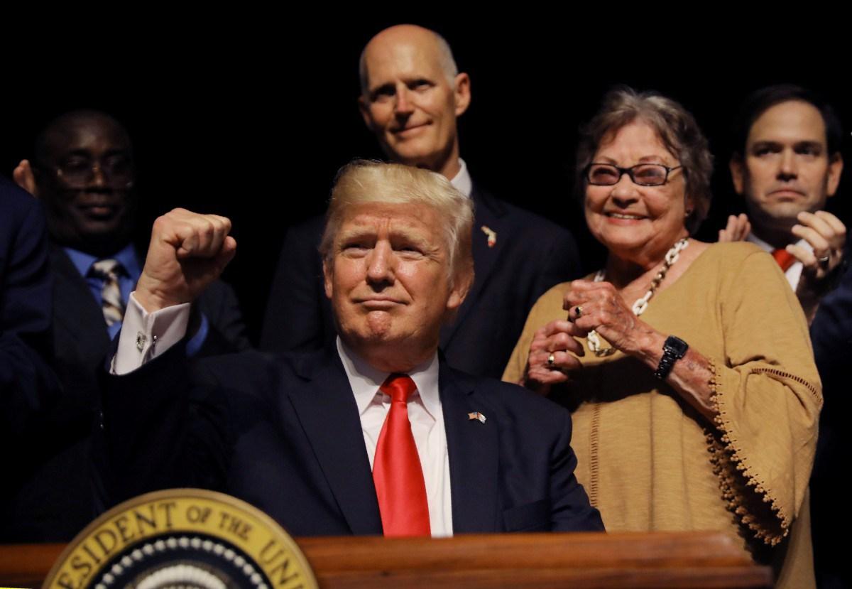 Trump, Cuba y México, sede contrarrevolucionaria. PorÁngel Guerra Cabrera