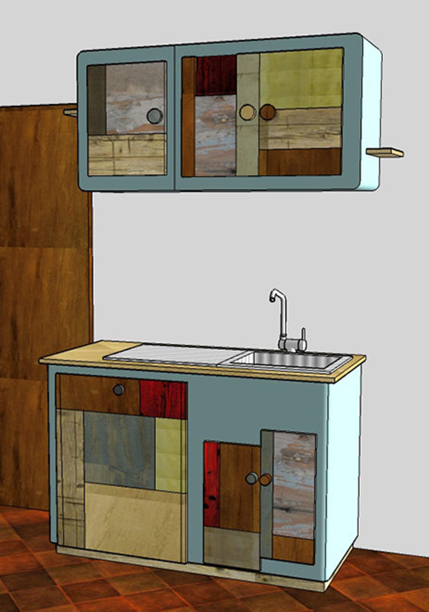 Progetta la tua cucina artigianale su misura  Laquercia21