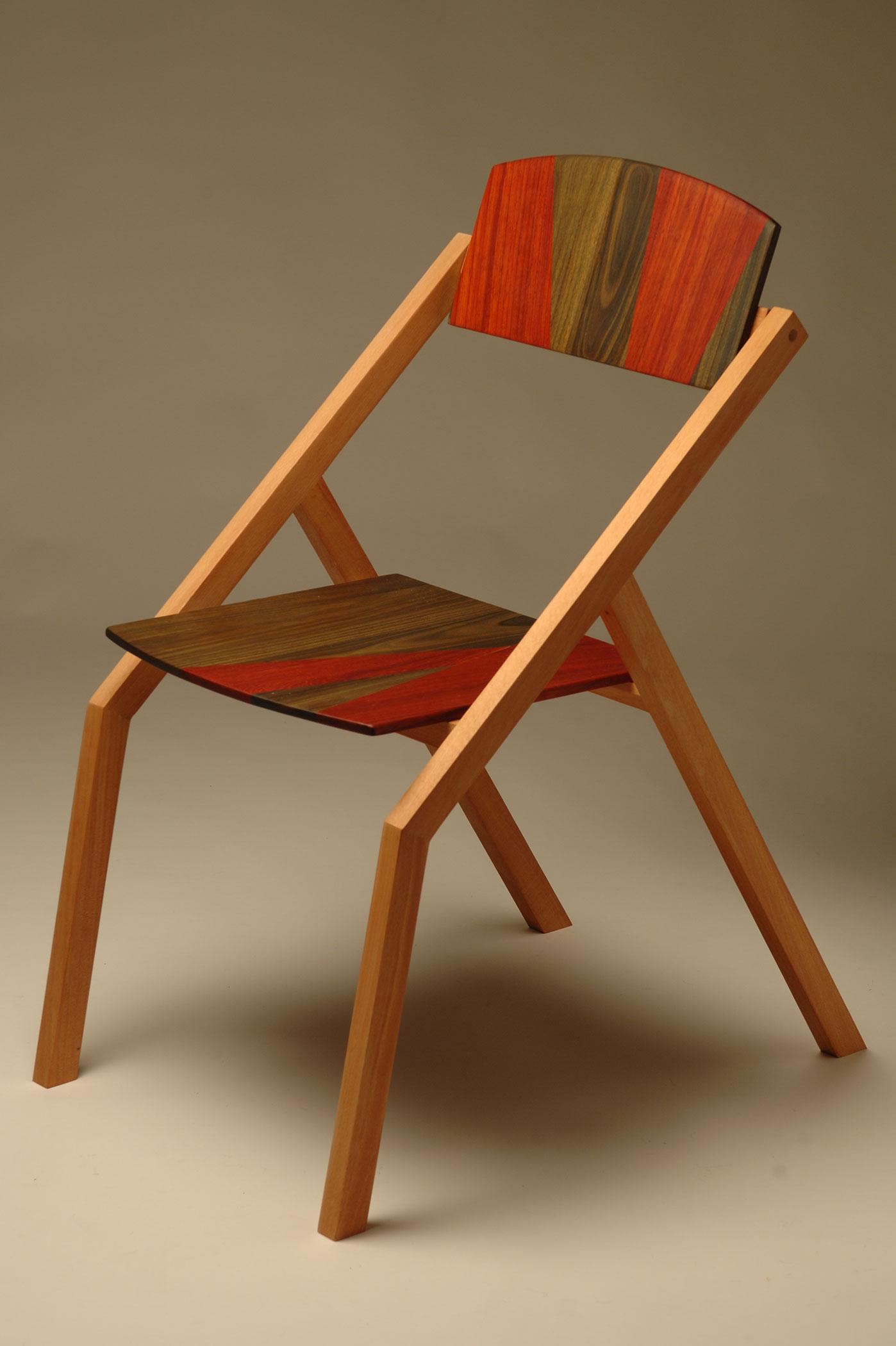 Sedia lettura in legno de Laquercia21