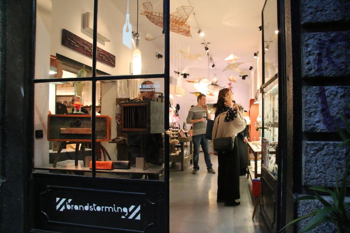 Brandstorming mobili di design contemporaneo e su misura a Milano Via corsico