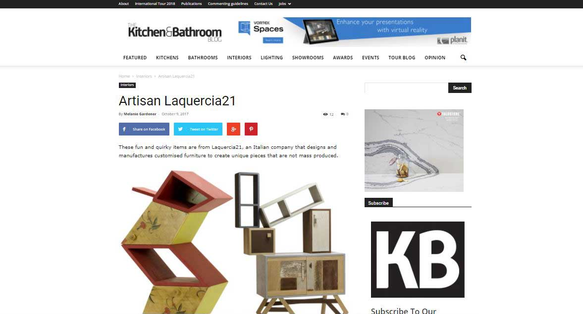 copertina kitchen and bathroom