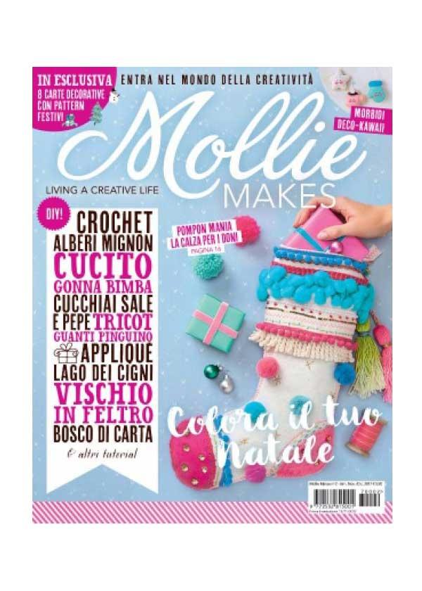 Mollie Makes, Gennaio 2017