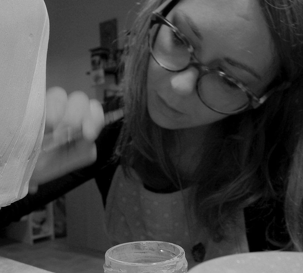 Martina Lignini ceramista e serigrafia
