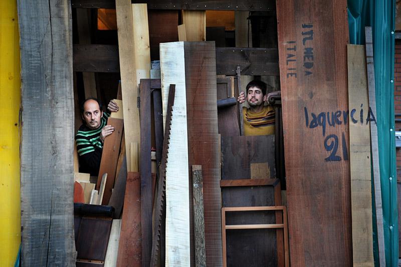 laquercia21 falegnameria artigianale umbra