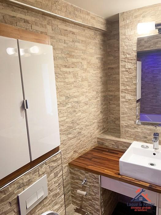 Rénovation d'une salle de bain dans un appartement à Boulogne-Billancourt
