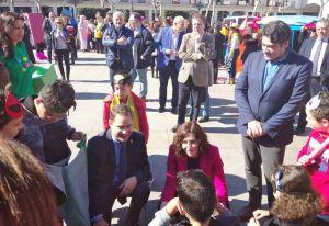 Visita Ayuso a Torrejón de Ardoz