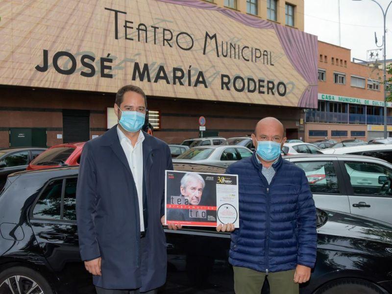 Presentación nuevo programa José María Rodero