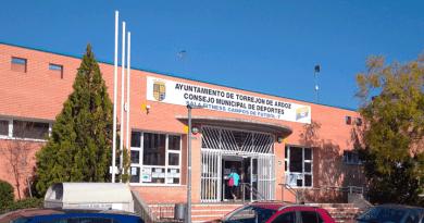 Gimnasio AFI - Torrejón de Ardoz